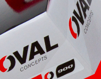 Oval Concepts Rebranding