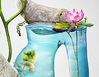 NatureMan - Digital illustration