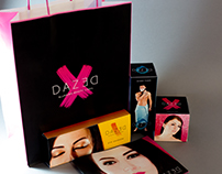 Dazed - Beauty Branding