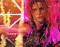 Shakira Birthday video PROMO