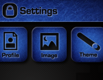 Lockd ( Logo ,icons, UI )