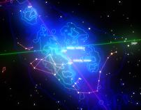 Milky way snapshot web hunting