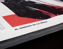 The Red Mag. Design magazine for designers.