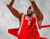 Rockets iPad App
