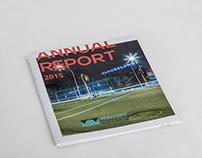 Annual Report Waihou City Council