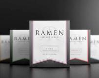 Classy Ramen Noodles Packaging