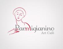 PARMIGIANINO Art Cafè - (Logo Design 2009/2010)