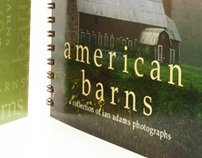 American Barns Photography Book