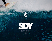 SDY SURFBOARDS
