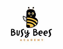 Busy Bees Academy - Branding