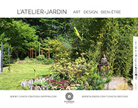 OEUVRES DESIGNS & JARDIN FUSION