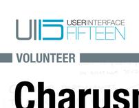 UI15:  Branding & Print Design