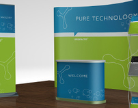 Trade Show Booth Mock Up 01 & 02