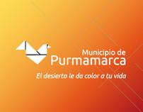 Diseño Corporativo. Municipio de Purmamarca 2