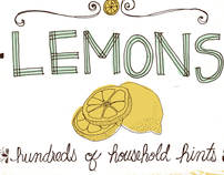 Lemons – Book Redesign