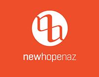 newhopenaz church: Branding & Identity