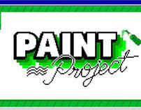 Grolsch Paint Project