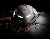 Iron Man Armor: Mark XLIV
