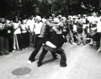 Fascinado pela Capoeira