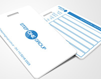 Step One Group - Brand Redesign