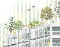 Europan 13 con IR arquitectura - Barcelona