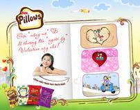 Oishi Pillow