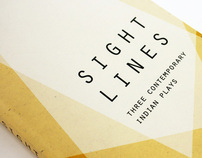Book Cover Design: Sight Lines