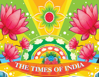 TIMES OF INDIA - HYDERABAD FESTIVAL 2011