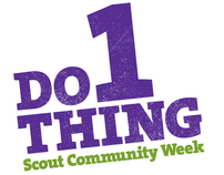 Scout Community Week 2012 (Do 1 Thing)