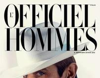 L'OFFICIEL HOMMES ITALIA