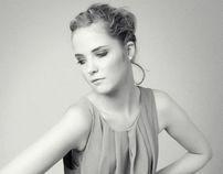 Fashion visage shots (Alena)