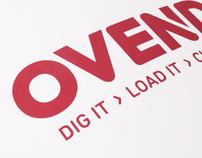 Ovenden – Branding  Guidelines