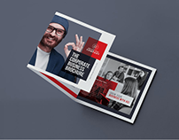 55+ Best Square Brochure Templates Ready to Print