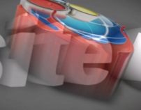 U.S. Website Creations - 3D Clean Logo