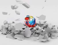 U.S. Website Creations - Ground Smash Logo Opener