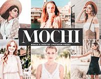 Free Mochi Mobile & Desktop Lightroom Preset