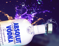 Absolut Vodka Adv.