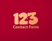 123 Contact Form