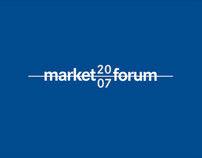 Market Forum [logotype]