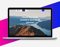Indusbello Company Website | Web (concept)