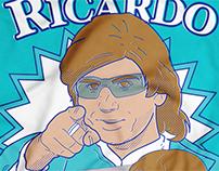 Claudio Ricardo T-Shirt