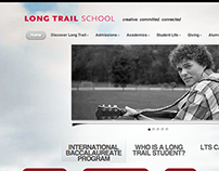 Long Trail School Website