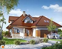 Projekt: Dom w zefirantach 2 (G2)