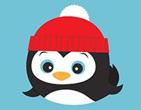 Penguin Character Design