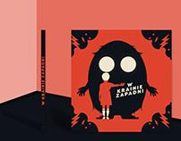 W KRAINIE ZAPADNI | book design