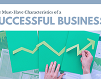 five must have characteristics of a successful business