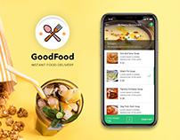 GoodFood - On Demand Restaurant/Food Delivery App