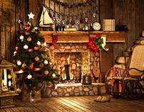 Happy new year and merry Christmas Ukraine