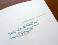 3 Opinions! Modernism vs. Postmodernism
