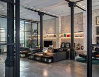 Loft Burés by Kirsten Schwalgien Design
